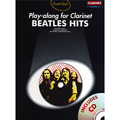 Music Sales Beatles Hits - Playalong for Clarinet « Play-Along