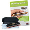 Armonica a bocca Richter Cascha Blues Mundharmonika Set Pro