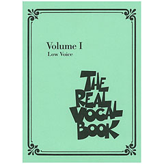 Hal Leonard The Real Vocal Book Vol. I Low Voice « Songbook