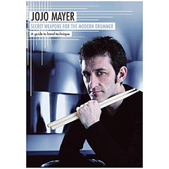 Hudson Music Jojo Mayer - Secret weapons for the modern drummer « DVD