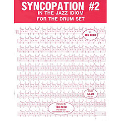 Alfred KDM Syncopation #2 - in the Jazz Idiom -for drum set « Instructional Book
