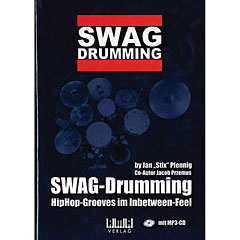 AMA SWAG-Drumming - Hip-Hop-Grooves im Inbetween-Feel « Instructional Book