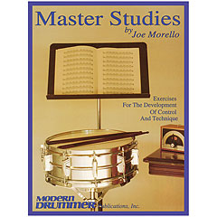 Hal Leonard Master Studies « Instructional Book