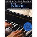Учебное пособие  Bosworth Nur für Anfänger Klavier