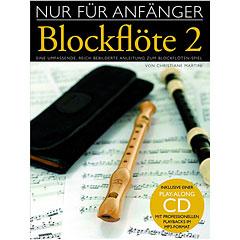Bosworth Nur für Anfänger Blockflöte 2 « Lehrbuch
