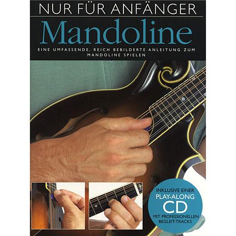 Lehrbuch Bosworth Nur für Anfänger Mandoline