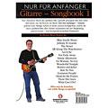 Recueil de morceaux Bosworth Nur für Anfänger Gitarre Songbook 1