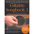 Bosworth Nur für Anfänger Gitarre Songbook 1  «  Śpiewnik
