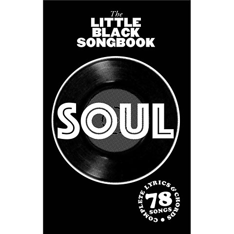 Music Sales The Little Black Songbook Soul