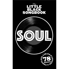 Music Sales The Little Black Songbook - Soul