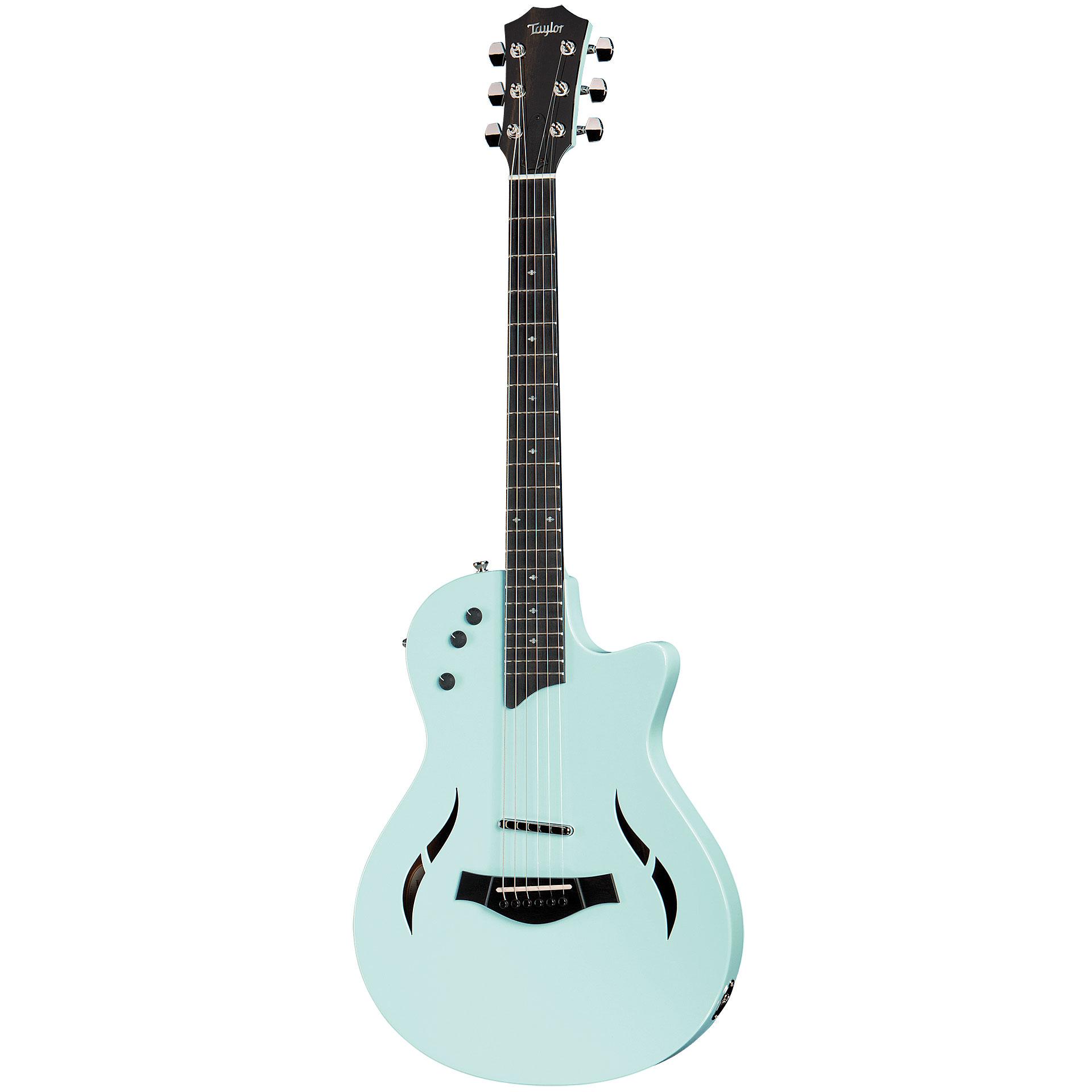Taylor T5z Classic Dlx Ltd Sonic Blue 171 Acoustic Guitar