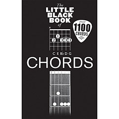 Music Sales The Little Black Book of Chords « Recueil de morceaux