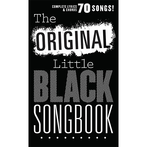 Music Sales The Little Black SongbookThe Original Little Black