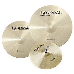 Istanbul Mehmet Traditional Medium Cymbal Set « Cymbal-Set