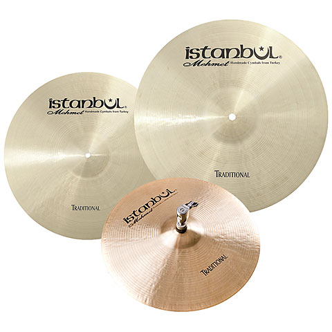 Istanbul Mehmet Traditional Heavy Cymbal Set