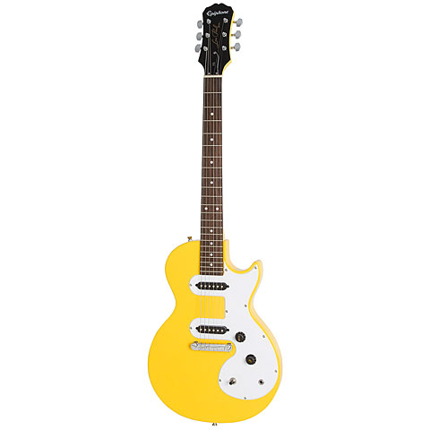 Electric Guitar Epiphone Les Paul SL Sunset Yellow