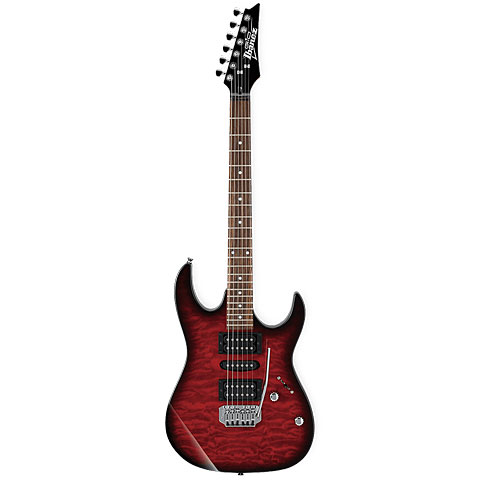 Ibanez GRX70QA-TRB « Electric Guitar