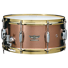 "Tama Star Reserve Vol. 4 TCS1465H 14"" x 6,5"" hand hammered Copper Snare « Snare Drum"