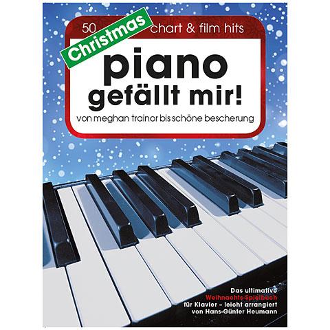 Notenbuch Bosworth Piano gefällt mir! Christmas