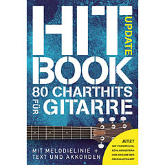 Bosworth Hitbook Update - 80 Charthits für Gitarre « Recueil de Partitions