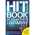 Notenbuch Bosworth Hitbook Update - 80 Charthits für Gitarre
