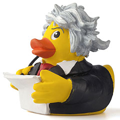 Bosworth Rubber Duck Beethoven « Figure