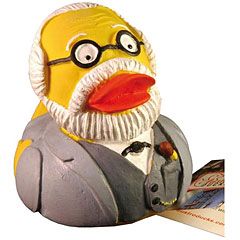 Bosworth Rubber Duck Sigmund Freud « Figure