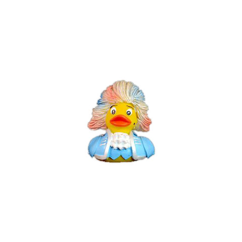 Bosworth Rubber Duck Amadeus Blue