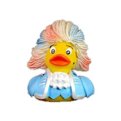 Bosworth Rubber Duck Amadeus Blue « Figure