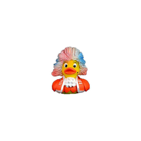 Bosworth Rubber Duck Amadeus Orange