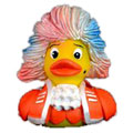 Articolo da regalo Bosworth Rubber Duck Amadeus Orange