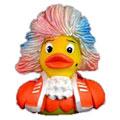 Сувениры и подарки Bosworth Rubber Duck Amadeus Orange