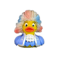 Bosworth Rubber Duck Amadeus Purple « Figure