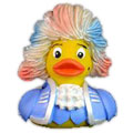 Figur Bosworth Rubber Duck Amadeus Purple
