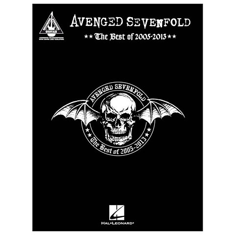 Hal Leonard Avenged Sevenfold - The Best of 2005 - 2013