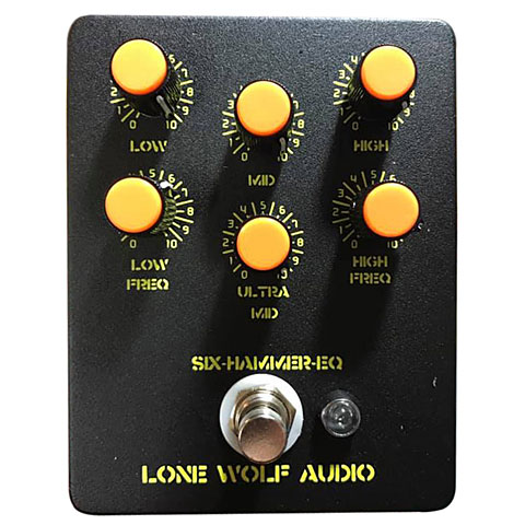 Lone Wolf Audio 6 Hammer EQ