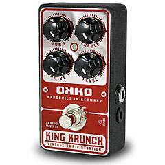 Okko BB-01 Krunch King « Pedal guitarra eléctrica