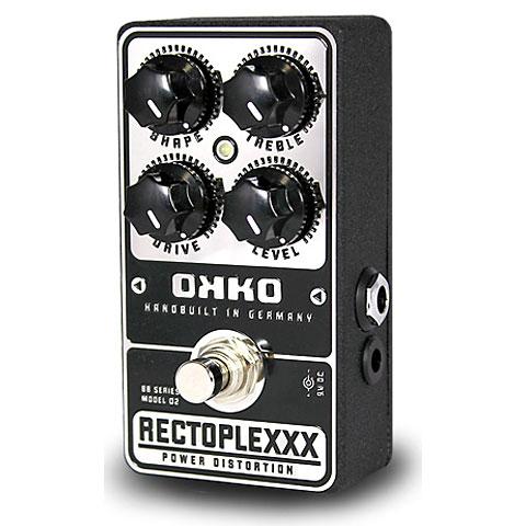 Effets pour guitare électrique Okko BB-02 Rectoplexxx