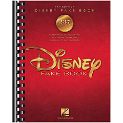 Hal Leonard The Disney Fake Book - 4th Edition « Songbook