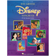 Hal Leonard Das große Disney Songbuch