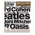 Songbook Music Sales Fifty Years Of Hits Volume One