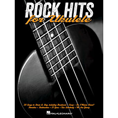 Hal Leonard Rock Hits for Ukulele « Libro di spartiti