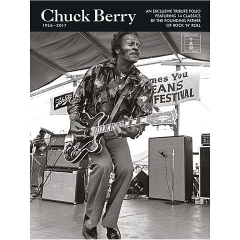 Notenbuch Music Sales Chuck Berry: 1926 - 2017