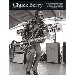 Music Sales Chuck Berry: 1926 - 2017 « Libro di spartiti