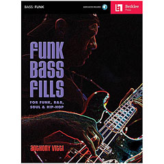 Berklee Press Anthony Vitti Funk Bass Fills « Leerboek