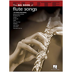 Hal Leonard The Big Book of Flute Songs for Flute