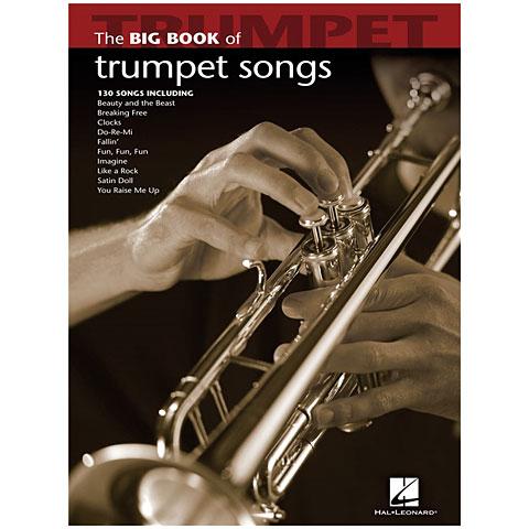 Hal Leonard The Big Book of Trumpet Songs of Trumpet Songs
