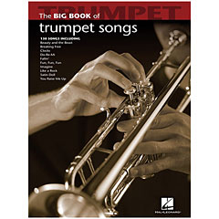 Hal Leonard The Big Book of Trumpet Songs « Bladmuziek