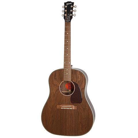 Guitarra acústica Gibson J-45 All Walnut Herringbone