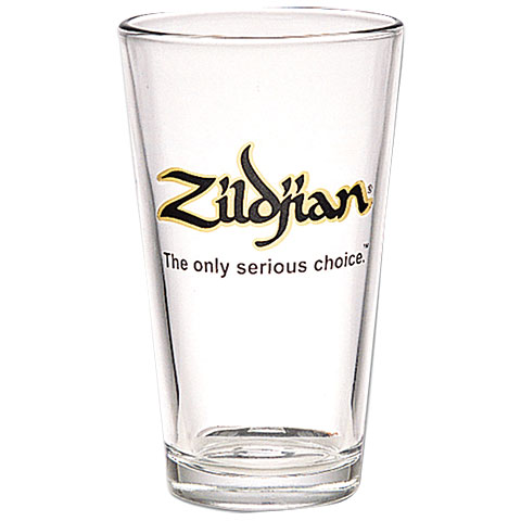 Zildjian Beer Pint Glass